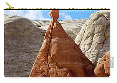 Toadstool Trail 1 Carry-all Pouch