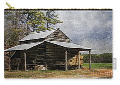 Tobacco Barn In North Carolina Carry-all Pouch