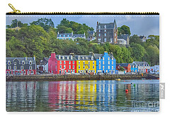 Tobermory Isle Of Mull Carry-all Pouch