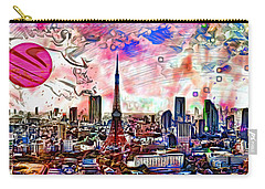 Tokyo Metropolis Carry-all Pouch