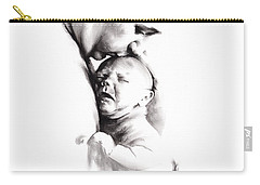 Your Mother Loved You Carry-all Pouch