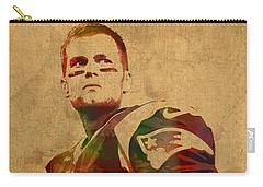 Tom Brady Carry-All Pouches