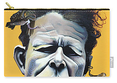 Tom Waits - He's Big In Japan Carry-all Pouch