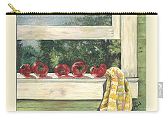 Tomatoes On The Sill Carry-all Pouch