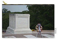 Tomb Of The Unknown Soldier Carry-all Pouch