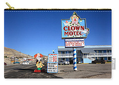 Tonopah Nevada - Clown Motel Carry-all Pouch