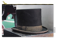 Top Hat Carry-all Pouch