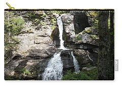 Top Of Kent Falls Carry-all Pouch