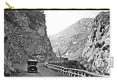 Topanga Canyon Road In La Carry-all Pouch