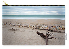 Topsail Island Driftwood Carry-all Pouch
