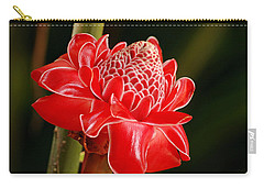 Torch Ginger Carry-all Pouch