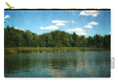 Torch River Reflections Carry-all Pouch