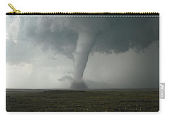 Tornado In The High Plains Carry-all Pouch