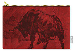 Toro Painting Carry-all Pouch
