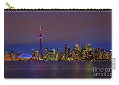 Toronto By Night... Carry-all Pouch
