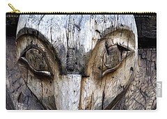 Totem Face Carry-all Pouch