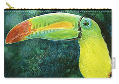 Toucan Carry-all Pouch