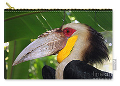 Carry-all Pouch featuring the photograph Toucan by Sergey Lukashin