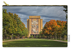 Touchdown Jesus Carry-all Pouch