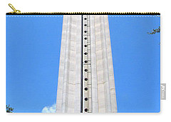 Tower Of The Americas Carry-all Pouch