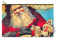 Carry-all Pouch featuring the photograph Toy Company 1894 by Lenore Senior