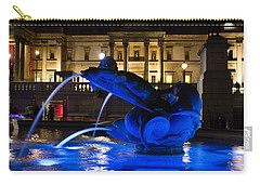 Trafalgar Square At Night Carry-all Pouch