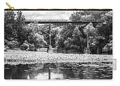 Train Bridge Carry-all Pouch