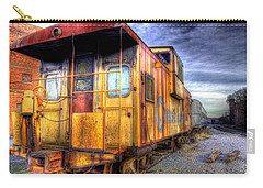 Train Caboose Carry-all Pouch
