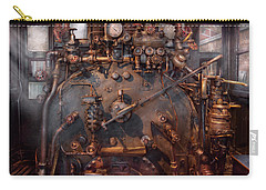 Train - Engine - Hot Under The Collar  Carry-all Pouch