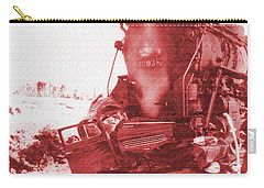 Train V Car Carry-all Pouch by R Muirhead Art