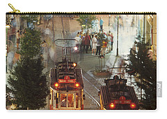Trams In Beyoglu Carry-all Pouch