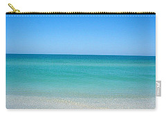 Carry-all Pouch featuring the photograph Tranquil Gulf Pond by David Nicholls