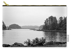 Carry-all Pouch featuring the photograph Tranquil Harbor by Victoria Harrington