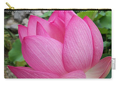 Tranquil Lotus  Carry-all Pouch