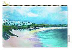 Tranquility Anguilla Carry-all Pouch