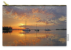 Tranquility Bay - Florida Sunrise Carry-all Pouch