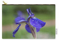 Carry-all Pouch featuring the photograph Tranquility by Miguel Winterpacht