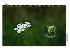 Carry-all Pouch featuring the photograph Transformation  by Ramabhadran Thirupattur