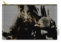 Carry-all Pouch featuring the photograph Trapped Inside by Jessica Shelton