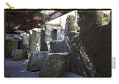 Treadwell Mine Interior Carry-all Pouch