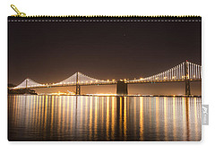 Treasure Island Bay Lights Carry-all Pouch