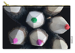 The Pointy Ends Carry-all Pouch