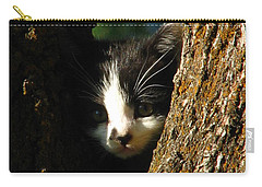 Tree Cat Carry-all Pouch