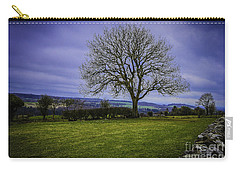 Tree - Hadrian's Wall Carry-all Pouch by Mary Carol Story