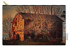 Tree House Carry-all Pouch by Robert McCubbin