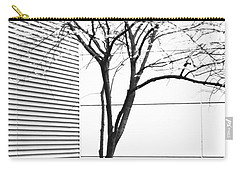Tree Lines Carry-all Pouch
