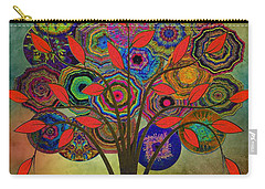 Tree Of Life 2. Version Carry-all Pouch