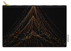 Tree Of Lights Carry-all Pouch