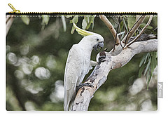 Tree Of Treats Carry-all Pouch by Douglas Barnard