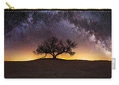 Milky Way Carry-all Pouches